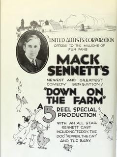 <i>Down on the Farm</i> (1920 film) 1920 film