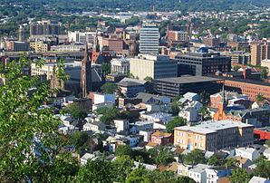 Centre-ville de Paterson