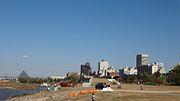 Downtown Memphis, TN Skyline