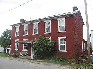 Winchester, Adams County, Ohio Village in Ohio, United States