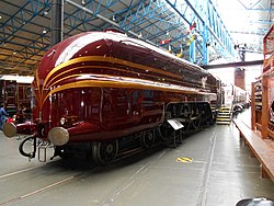 Duchess of Hamilton at York NRM, Aug 17.jpg