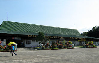 Sibulan - Image: Dumaguete airport