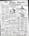 Dungog Chronicle Cover 1894 February 6.png