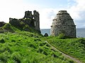 Dunure Castle and Dovecot - geograph.org.uk - 1312897.jpg