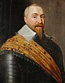 Dutch School - Gustavus Adolphus II (1594–1632), King of Sweden - 1151369 - National Trust.jpg