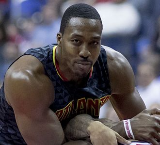 Dwight Howard - Howard with the Hawks in November 2016