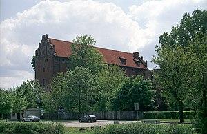 Działdowo - Castle