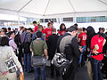 E3 2011 - Nintendo Media Event - post-show 3DS demo area (5810791085).jpg