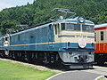 EF60 501 Usui Pass Railway Heritage Museum 20040812.jpg