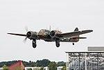EGLF - Bristol Blenheim Mk I - G-BPIV L6739 (41982176240).jpg