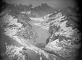 ETH-BIB-Unteraargletscher, Lauteraarhorn, Schreckhorn aus ca. 3500 m Flughöhe, Blickrichtung West (W)-Tschadseeflug 1930-31-LBS MH02-08-0184.tif