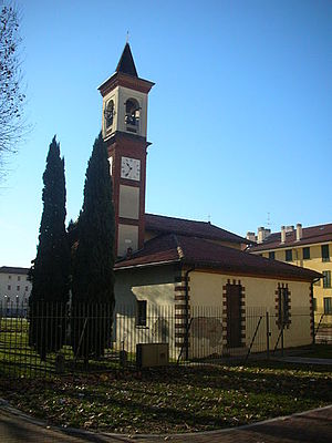 Cinisello Balsamo - Church of Saint Eusebio.