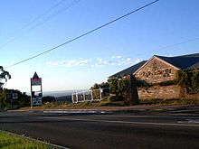 Adelaide hills towns