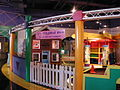 Early childhood area, Greensboro Children's Museum (8635529018).jpg