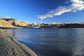 Early morning at the Pangong Tso (10035180156).jpg