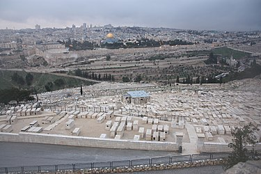 East Jerusalem from the Mount of Olives 3.jpg