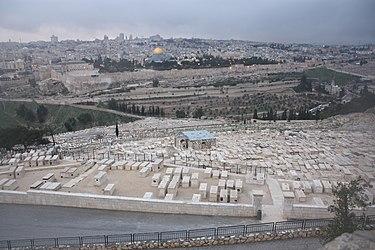 East Jerusalem from the Mount of Olives 3.jpg