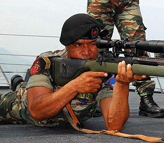 Timor Leste Defence Force - Primeiro-marinheiro