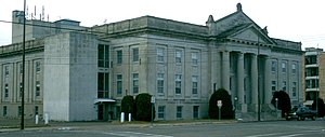 Eau Claire, Wisconsin - The Eau Claire Masonic Center is on the National Register of Historic Places.