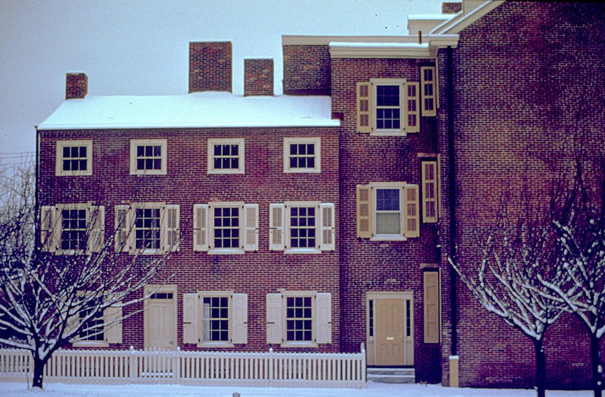 Edgar Allan Poe National Historic Site - Wikipedia