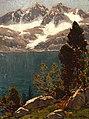 Edgar Alwyn Payne Azure Lake.jpg
