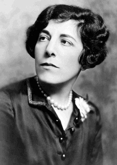 Edna Ferber, American novelist, short story writer and playwright