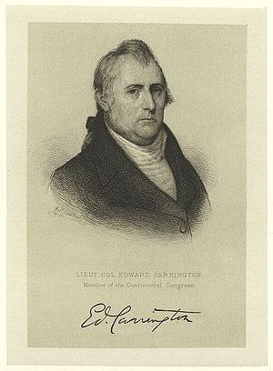 Edward Carrington - Edward Carrington