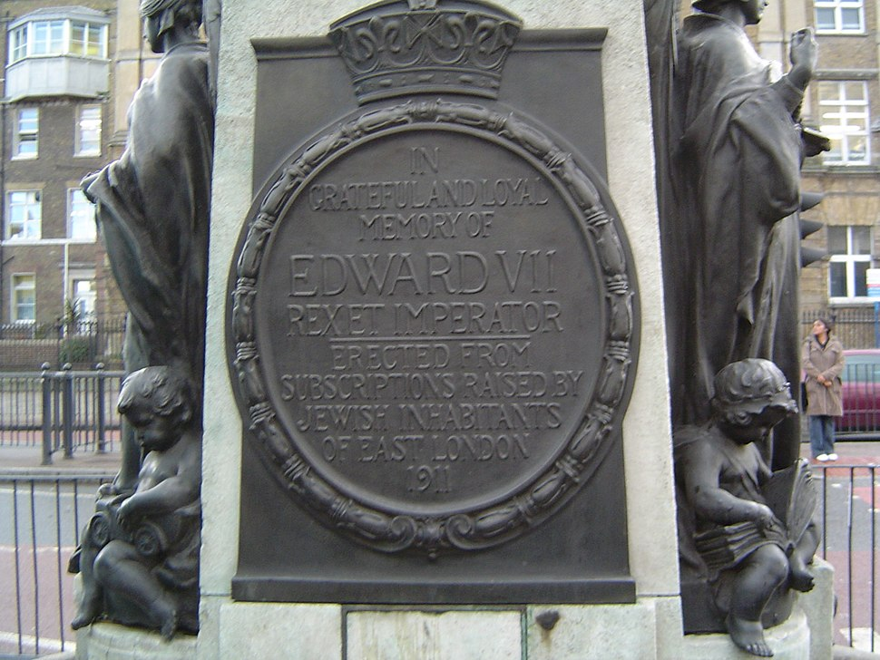 Edward VII Whitechapel