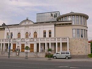 Eger – Géza Gárdonyi Theater 01