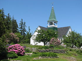 Église de Little Cranberry Island