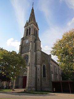 Flirey Commune in Grand Est, France