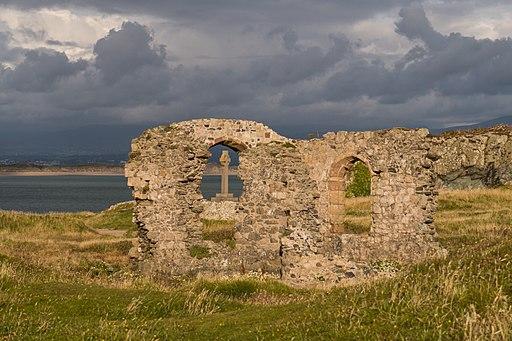 Eglwys Santes Dwynwen, Llanddwyn Island