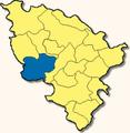 Ehekirchen - Lage im Landkreis.png