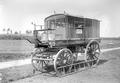 Ein mobiler Brieftaubenwagen - CH-BAR - 3240821.tif