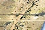 Eisenbahnbrücke über den Gaab River Luftaufnahme 2018.jpg