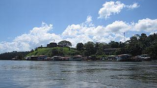Place in Río San Juan Department, Nicaragua