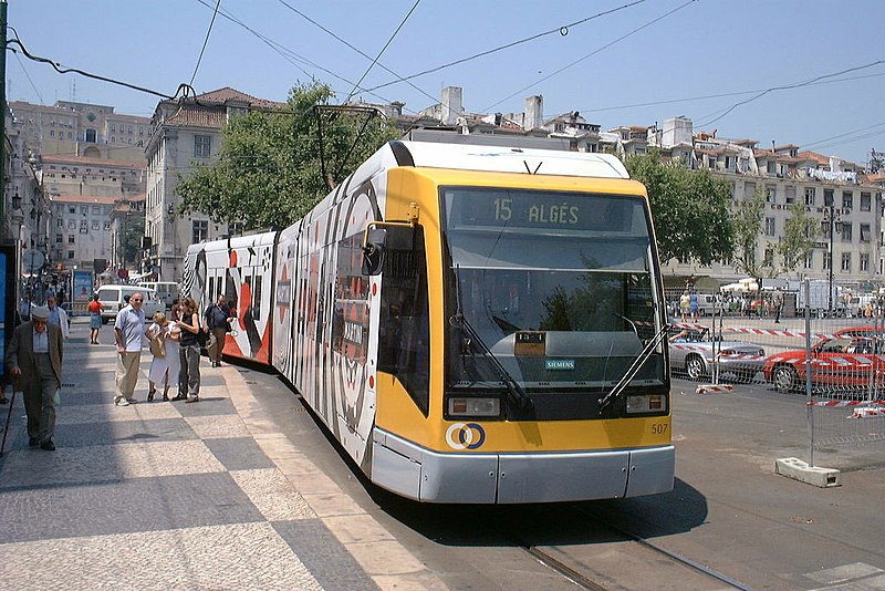 fileelectric tram in lisbonjpg wikimedia commons