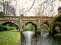 Eltham Palace - North Moat Bridge - geograph.org.uk - 217292.jpg