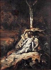 Le Christ en croix, ou La Vierge au pied de la Croix