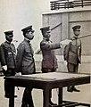 Emperor Showa, Prince Chichibu, Nara Takeji and Nagata Tetsuzan.jpg