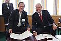 Encuentro entre el canciller Ricardo Patiño con el canciller de Australia, Kevin Rudd (6170376354).jpg