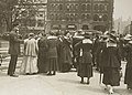 Enemy Activities - Miscellaneous - 5,000 women in City Hall, New York, registry riot - NARA - 31480094 (cropped).jpg