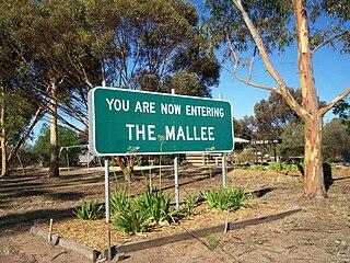 Mallee (Victoria) Region in Victoria, Australia