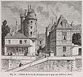 Entrée de la rue de Jérusalem sur le quai des Orfèvres, 1850.jpg