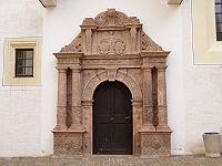 Δείγμα αρχιτεκτονικής του μανιερισμού (Κάστρο Colditz, έργο του Andreas Walther II)
