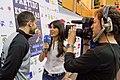 Entrevista de TVE a Amadeo Sorli - Jornada de las Estrellas de Balonmano 2013 - 01.jpg