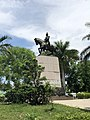 Equestrian statue of Henri Christophe in Port-au-Prince 2018.jpg