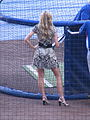 Erin Andrews, Cubs vs Brewers, July 30, 2008 5.jpg