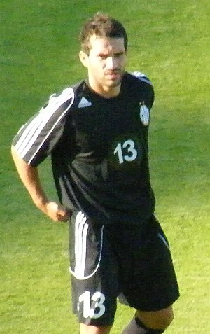 KF Tirana - Erando Karabeci has played in Superliga 217 matches and scored 6 goals.Total number 275 matches with the shirt of Tirana,scoring 11 goals