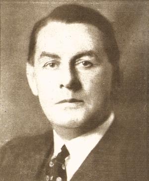 Émile Mathis - Émile Mathis in 1931